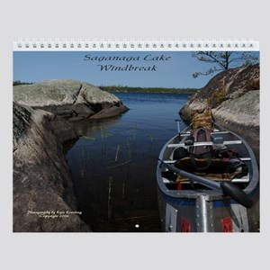 Canoe Time Wall Calendar