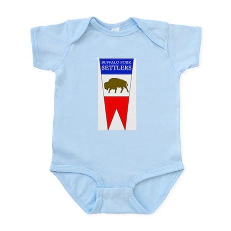 Buffalo Fork Settlers item Infant Creeper