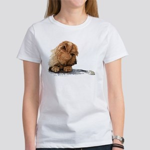 Norfolk and Frog Women's T-Shirt