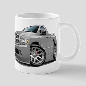 SRT10 Grey Truck Mug