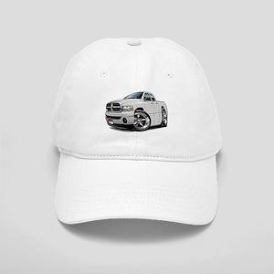 Dodge Ram White Dual Cab Cap
