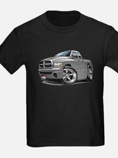 Dodge Ram Grey Dual Cab T