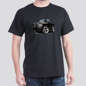 Dodge Ram Black Truck Dark T-Shirt