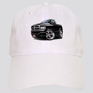 Dodge Ram Black Truck Cap