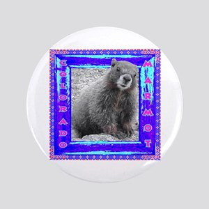 "Colorado Marmot 3.5"" Button"