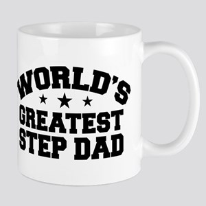 World's Greatest Step Dad Mug
