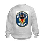 USS Richmond K. Turner (DLG 2 Kids Sweatshirt