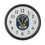 USS Richmond K. Turner (DLG 2 Large Wall Clock
