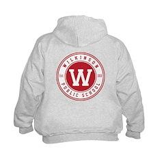 Hoodie - Large Logo On Back Sweatshirt