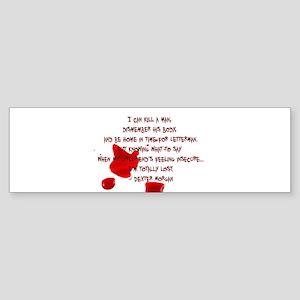 dextercheese Sticker (Bumper)