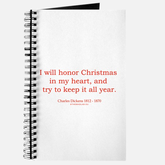 Charles Dickens 2 Journal