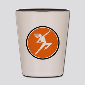 Hiawatha Milwaukee Road Shot Glass