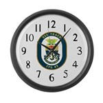 USS Thach (FFG 43) Large Wall Clock