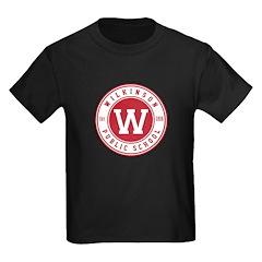 Kids Dark T-Shirt - Front Logo