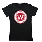 Girl's Tee - Front Logo T-Shirt