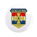 "USS Belleau Wood (LHA 3) 3.5"" Button"