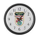 USS Essex (LHD 2) Large Wall Clock