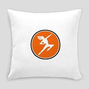Hiawatha Milwaukee Road Everyday Pillow