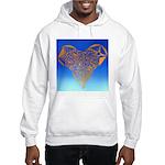 DEC 10TH DAY#344. HEART ? Hooded Sweatshirt