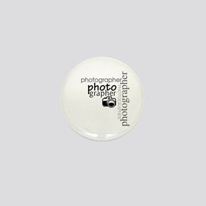 Photographer Mini Button