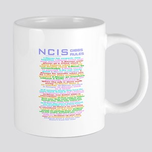 Gibbs Rules 20 oz Ceramic Mega Mug