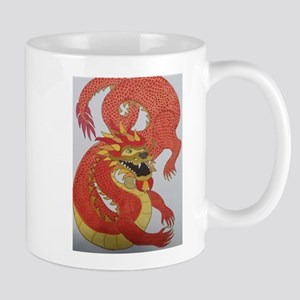 Chinese Dragon Mugs
