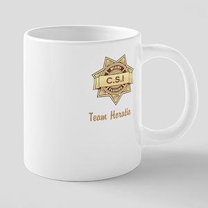 CSI Miami 20 oz Ceramic Mega Mug