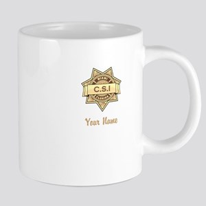 CSI Miami 20 oz Ceramic Mega Mug