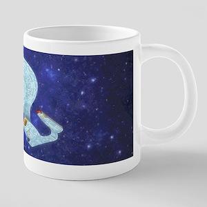 Star Trek NG 20 oz Ceramic Mega Mug