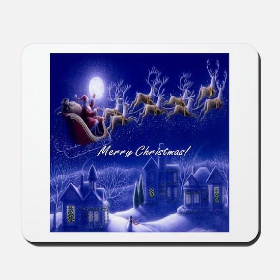 *** Merry Christmas *** Mousepad