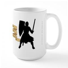 Honor is Forever Large Mug