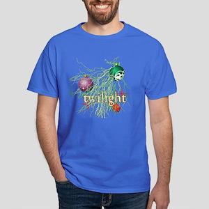 Twilight Christmas Bulbs Dark T-Shirt