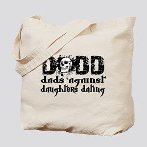 DADD Skull Tote Bag