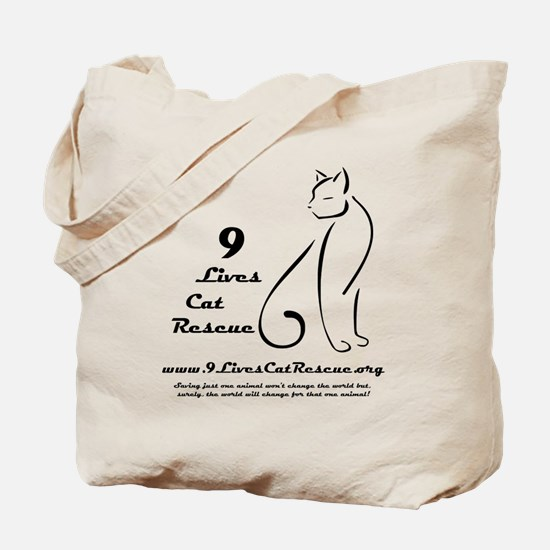 9LCR Tote Bag