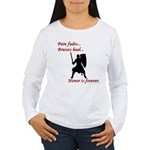 Honor is Forever Women's Long Sleeve T-Shirt