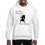 Honor is Forever Hooded Sweatshirt