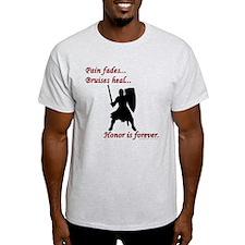 Honor is Forever Light T-Shirt