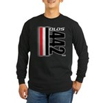Oldsmobile 442 Long Sleeve Dark T-Shirt