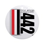 Oldsmobile 442 Ornament (Round)
