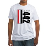 Oldsmobile 442 Fitted T-Shirt