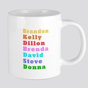 90210 Cast 20 oz Ceramic Mega Mug
