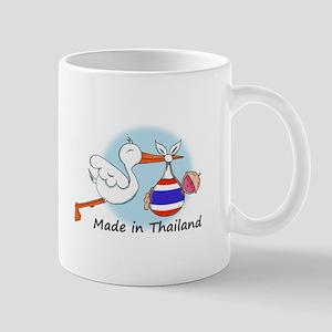 Stork Baby Thailand Mug