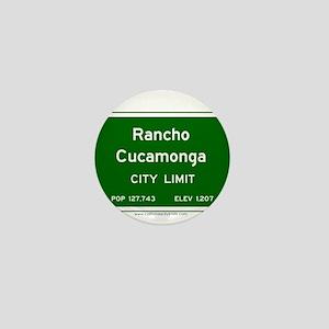 Rancho Cucamonga Mini Button