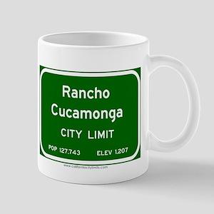 Rancho Cucamonga Mug