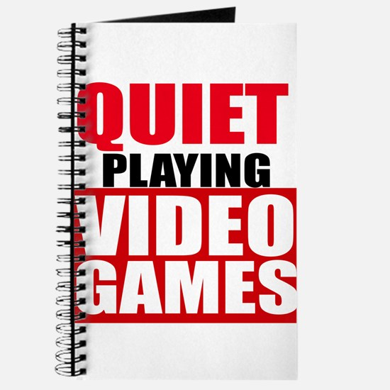 Quiet Playing Video Games Journal