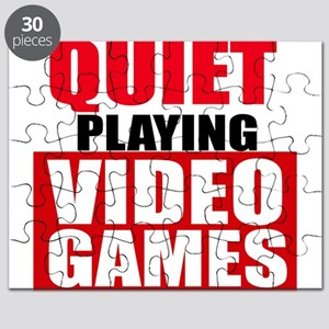 Quiet Playing Video Games Puzzle