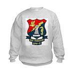 USS Princeton (LPH 5) Kids Sweatshirt