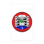 USS Point Defiance (LSD 31) Rectangle Sticker 50
