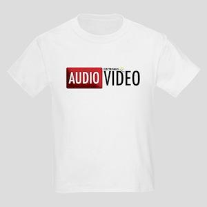 Audio Video | Kids Light T-Shirt