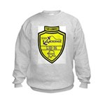 USS Anchorage (LSD 36) Kids Sweatshirt